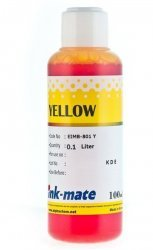 Желтые чернила Ink-Mate EIM-801Y (Dye Yellow) 100 ml для Epson (EIM801YW100)