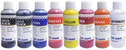 Набор чернил Ink-Mate EIM-1900 Mult (Pigment) 8x100 ml для Epson (EIM1900NB8W100)