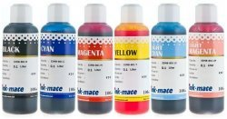 Набор чернил Ink-Mate EIM-801 Mult (Dye) 6x100 ml для Epson (EIM801NB6W100)