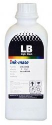 Серые чернила Ink-Mate EIM-2400LA (Pigment Light Black) 1000 ml для Epson (EIM2400LAW1000)