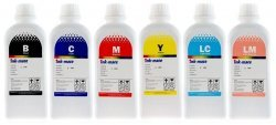 Набор чернил Ink-Mate HIM-050 Mult (Dye) 6x1000ml для HP (HIM050NB6W1000)