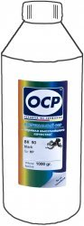Черные чернила OCP BK90 (Black) 1000ml для HP