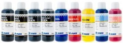 Набор чернил Ink-Mate EIM-2400 Mult (Pigment) 9x100 ml для Epson (EIM2400NB9W100)