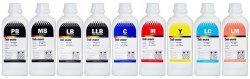 Набор чернил Ink-Mate EIM-2400 Mult (Pigment) 9x1000 ml для Epson (EIM2400NB9W1000)