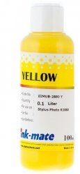 Желтые чернила Ink-Mate EIM-2880Y (Pigment Yellow) 100 ml для Epson (EIM2880YW100)