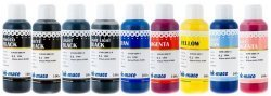 Набор чернил Ink-Mate EIM-2880 Mult (Pigment) 9x100 ml для Epson (EIM2880NB9W100)