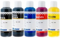 Набор чернил Ink-Mate HIM-364 Mult 4x100ml для HP (HIM364NB4W100)