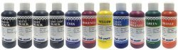 Набор чернил Ink-Mate EIM-990 Mult (Pigment) 11x100 ml для Epson (EIM990NB11W100)