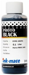 Фото-черные чернила Ink-Mate EIM-1800PA (Pigment Photo Black) 100 ml для Epson (EIM1800PAW100)