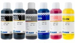 Набор чернил Ink-Mate CIM-720 Mult 6x100ml для Canon (CIM720NB6W100)