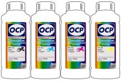 Набор чернил OCP BKP115 / CP115 / MP102 / YP102 Mult 4x100ml для Epson