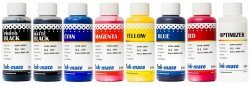 Набор чернил Ink-Mate EIM-1800 Mult (Pigment) 8x100 ml для Epson (EIM1800NB8W100)