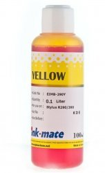 Желтые чернила Ink-Mate EIM-290Y (Dye Yellow) 100 ml для Epson (EIM290YW100)