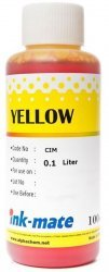 Желтые чернила Ink-Mate CIM-275Y (Dye Yellow) 100ml для Canon (CIM275YW100)