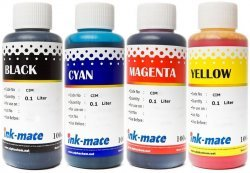 Набор чернил Ink-Mate CIM-275 Mult 4x100ml для Canon (CIM275NB4W100)