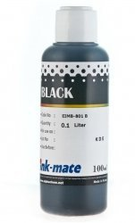 Черные чернила Ink-Mate EIM-801A (Dye Black) 100 ml для Epson (EIM801AW100)